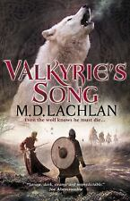 Valkyrie's Song, Lachlan, M.D., New Books