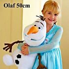 50CM-Frozen-Disney-Figure-Snowman-Olaf-Plush-Soft-Stuffed-Teddy-Toy-Doll