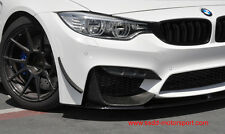 BMW F80 M3 F82 F83 M3 M4 Competition Carbon Fibre Bumper Trims UK Stock Fast P&P