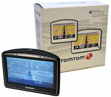 NEW TomTom GO 720 Portable GPS Navigator Unit Set in Box tom Bluetooth music 4.3