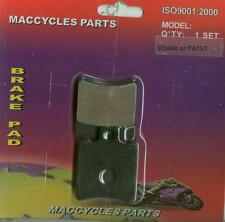 Piaggio Vespa Disc Brake Pads Typhoon 50 Front (1 set)