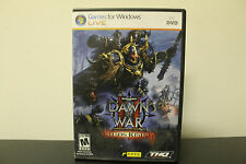 Warhammer 40,000: Dawn of War II -- Chaos Rising  (PC, 2010) *Tested/Complete