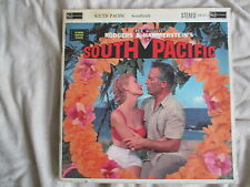 South Pacific Original Soundtrack LP RCA Red Seal label with booklet EX