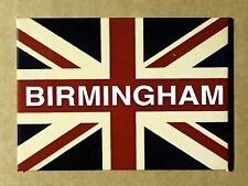 Birmingham Union Jack V2 - Fridge Magnet