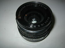 M42 SCREW FIT 29MM F2.8 PENTACON WIDE ANGLE LENS