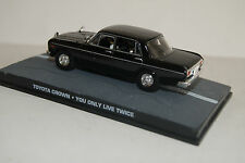 Modellauto 1:43 James Bond 007 Toyota Crown *you only live twice Nr. 56