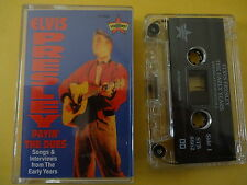 elvis presley paying the dues cassette tape like new australian