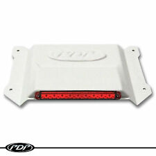 SKI-DOO XP L.E.D Snowmobile Brake Light _ White Housing Red Lense : SNOWMOBILE