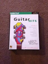 Guitar Hits Vol 2 - Learn To Play - Songs By Lennon & McCartney PC - Big Box