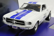 CARRERA 30669 DIGITAL 132 FORD MUSTANG GT 1967 NEW 1/32 SLOT CAR IN DISPLAY CASE