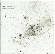 JOY DIVISION,  + -  SINGLES 1978-80, 10 CD SINGLES BOX EDITION (NEW)