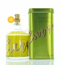 Curve by Liz Claiborne for Men 4.2 oz /125 mL Brand new In Can