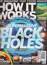 HOW IT WORKS MAGAZINE ISSUE 30, BLACK HOLES.