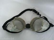 Alte Schweißerbrille Brille Pilotenbrille