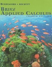 Brief Applied Calculus (shrink wrapped with EDUSPACE MATHEMATICS Access Code)