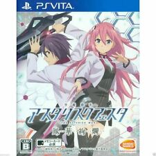 Used PS Vita The Asterisk War: The Academy Ci SONY PLAYSTATION JAPANESE IMPORT