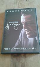 Como nuevo DVD de la película  J. EDGAR - - Item For Collectors