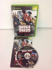 Judge Dredd: Dredd vs Death - Original Xbox Game