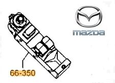 Genuine Mazda 2 2010-2014 Electric Window Switch - RH Master - DF8266350B