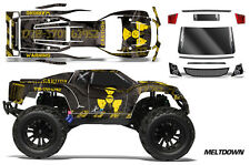 AMR Racing RC Graphic Decal Kit Upgrade Vaterra Halix Body Wrap Stickers MELTDN
