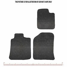 Toyota Corolla 2002 onwards Premium Tailored Car Mats set of 4