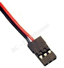 RC lights JR Male connector plug add on 1 pc. Direct connection to your receiver