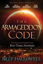The Armageddon Code : One Journalist's Journey to Hack the End (FREE 2DAY SHIP)