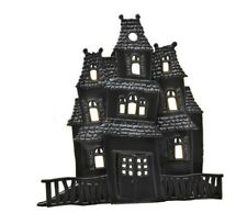 Cake Decorating Topper - Halloween Haunted House