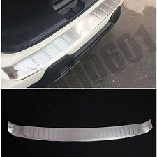 Steel Outer Rear Bumper Protector Trunk Guard Cover for Nissan X-Trail Rogue