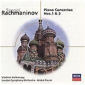 Rachmaninov - Piano Concertos Nos. 1 & 3 (Ashkenazy; Previn, LSO)