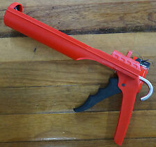 Fuller Pro Lightweight 230mm Caulking Gun Rapid Change Silicone Cartridge