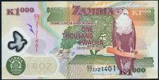 Zambia 1000 Kwacha 2006 Polymer - P 44e Uncirculated