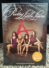 Pretty Little Liars: The Complete Third Season Three 3 BRAND NEW & SEALED!