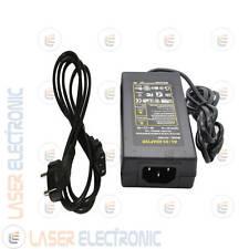 Alimentatore Trasformatore per Striscia LED Power Supply 12V Volt 5.0AH 5A 5AH