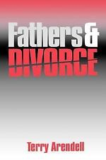 NEW Fathers and Divorce by Terry Arendell Paperback Book (English) Free Shipping