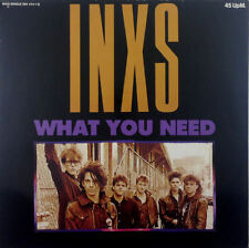 """INXS  - Listen Like Thieves - 12"""" Maxi - K1266 - washed & cleaned"""