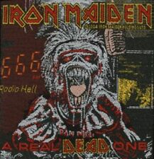 "Iron Maiden "" A real dead one "" Patch/Patches 600873 #"