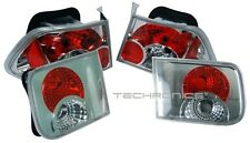 ICHIBAHN EURO STYLE HONDA CIVIC COUPE 1996 2000 TAIL LIGHTS LAMPS DOT SAE SAFE