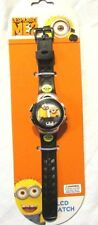 BRAND NEW Despicable Me 2 LCD Watch Licensed by Universal Studios Free Shipping