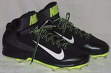 2013 NEW Nike Air Huarache Pro Mid Metal Baseball Cleats Shoes SZ 14 599235-017