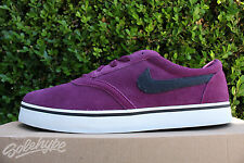 NIKE SB VULC ROD SZ 10 MULBERRY PURPLE BLACK WHITE 429530 501
