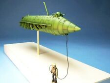 Civil War Alligator Submarine Model Kit 1861 -1863 versions 1/72 Scale