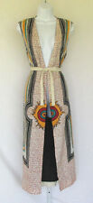 VINTAGE 1980s JA RESORTS OF DUBAI ETHNIC DRESS / COVER RAYON MADE IN INDIA BELT