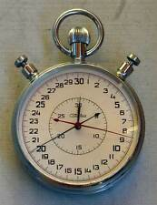 Soviet/Russian 20 jewels SLAVA Stop Watch Chronometer (Split Second SDS-pro)