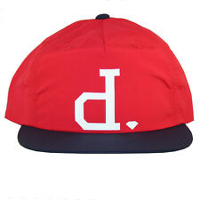 Diamond Supply Co. Un-Polo Snapback Cap Red