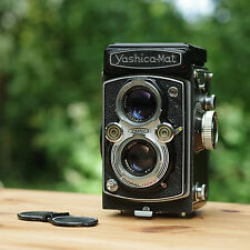 Yashica-Mat (1957) * 75mm f/3,5 Lumaxar * TESTED WORKING * Beautiful condition