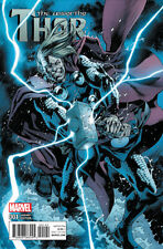 MARVEL COMICS THE UNWORTHY THOR #1 VARIANT EDITION 1ST PRINTING ODINSON IS BACK