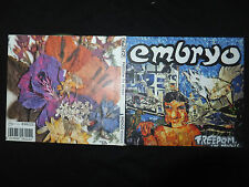 CD EMBRYO / FREEDOM IN MUSIC /