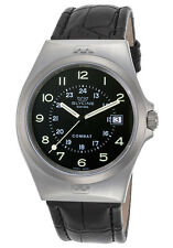 NIB Glycine Combat Iguana Quartz Watch, Swiss Made, 40mm, MSRP: $450 (10+ Pics)