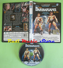 DVD film THE BARBARIANS & CO David Paul Peter Paul STORMOVIE BG8116 no vhs(D4)